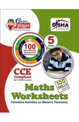 Perfect Genius Mathematics Worksheets For Class 5 Based On Blooms Taxonomy