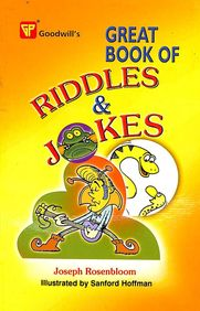 Great Book Of Riddles & Jokes