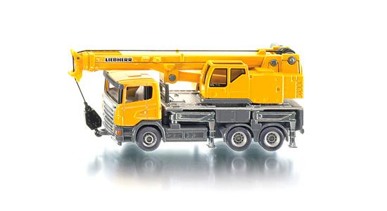 Funskool Telescopic Crane Truck
