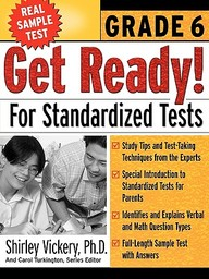 Get Ready! For Standardized Tests : Grade 6