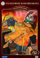 Tales from Mahabharata-4 DVD Pack
