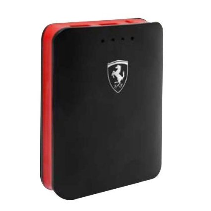 Ferrari Power Bank 10400 mAH Glossy Finish