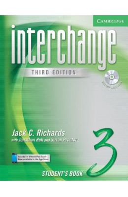 Interchange Student's Book 3 with Audio CD [With CD]