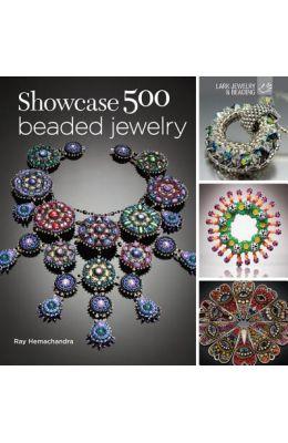 Showcase 500 Beaded Jewelry: Photographs of Beautiful Contemporary Beadwork (500 Series)