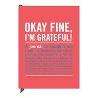 Knock Knock Okay, Fine! Im Grateful Journal (NEW)