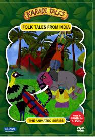 Karadi Tales-Folk Tales from India-3 DVD Pack