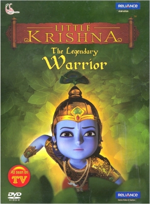 Little Krishna-The Legendary Warrior