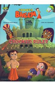 Crooked Ruler : Choota Bheem In Vol 91