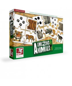 Toy Kraft Amazing Animals
