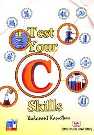 Test Your C Skills 5 Edition price comparison at Flipkart, Amazon, Crossword, Uread, Bookadda, Landmark, Homeshop18