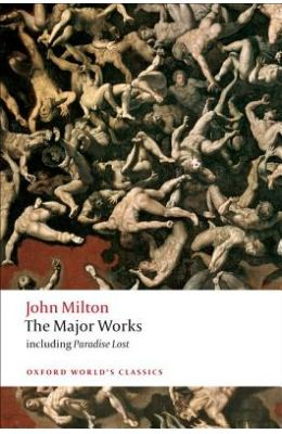 Major Works Including Paradise Lost - Oxford Worlds Classics