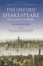 Oxford Shakespeare The Complete Works