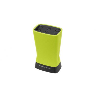Supertooth Disco 2 Green Bluetooth-enabled wireless speakers