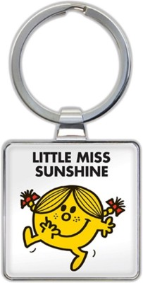 Little Miss Sunshine Keyring