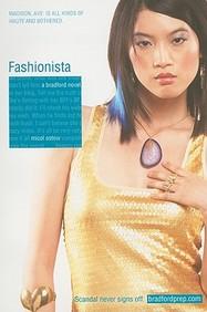 Fashionista (Bradford Novel)