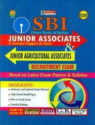 Sbi Junior Associates & Junior Agricultural       Associates Recryutment Exam
