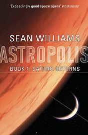 Astropolis Book 1 - Saturn Returns