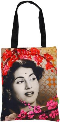 Eco Corner Small Madhubala Tribute Cotton Bag