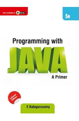 Programming With Java A Primer