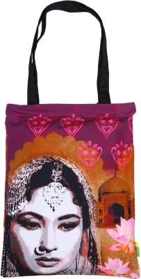 Eco Corner Small Meena Kumari Tribute Cotton Bag