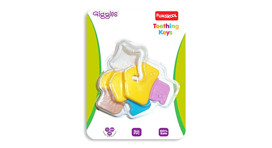 Funskool Teething Keys