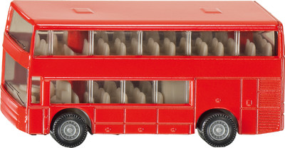 Siku Doppelstock-Reisebus coach