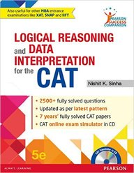 Logical Reasoning & Data Interpretation For Th Cat W/Cd