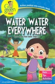 WATER WATER EVERY WHERE: GO GREEN WITH CHHOTA     BHEEM