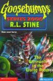 Werewolf In The Living Room Goosebumps 17
