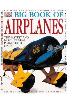 DK Big Book of Airplanes