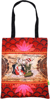 Eco Corner Small King and Queen Cotton Bag