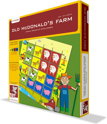 Toy Kraft Old Mc DonaldsS Farm