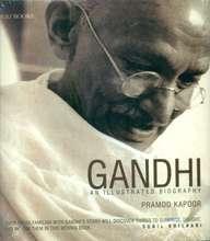 Gandhi : An Illustrated Biography