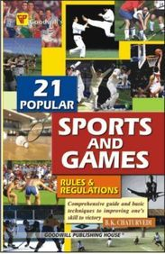 21 Popular Sports and Games: Rules and Regulations (English) 1st Edition price comparison at Flipkart, Amazon, Crossword, Uread, Bookadda, Landmark, Homeshop18