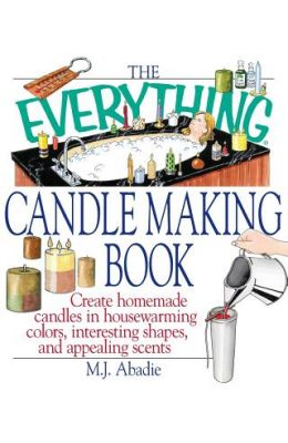 Everything Candle Making Book