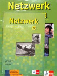 Netzwerk A2 3 Books 4 Cd