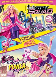 Barbie Spy Squad+ Princess Power