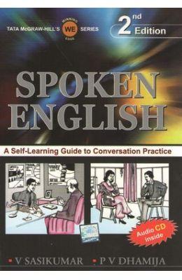 Spoken English: A Self-Learning Guide to Conversation Practice (With CD) 2nd  Edition price comparison at Flipkart, Amazon, Crossword, Uread, Bookadda, Landmark, Homeshop18