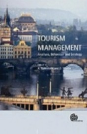 Tourism Management : Analysis Behaviour & Strategy