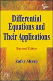 Differential Equations & Their Applications