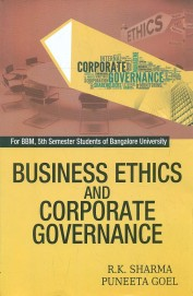 Business Ethics & Corporate Governance For Bbm     5 Sem: Bu