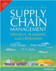 Supply Chain Management Strategy Planning & Operation