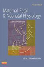 Maternal Fetal & Neonatal Physiology
