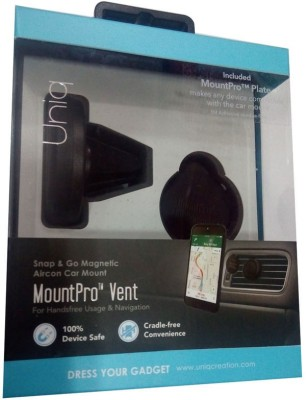 Uniq MountPro Vent - Black