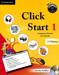 Click Start 1 : Computer Science For Schools W/Cd