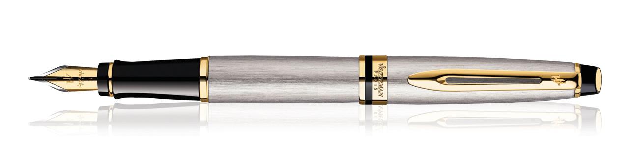 Waterman Expert SS GT Fountain Pen (Fine Nib)