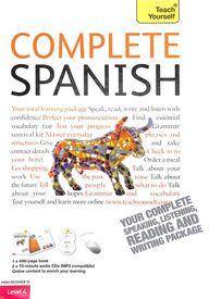 Teach Yourself Complete Spanish W/Cd