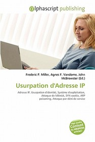 Usurpation D'Adresse IP