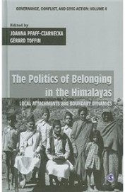 Politics Of Belonging In The Himalayas