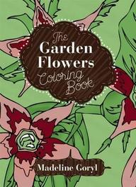 Garden Flowers Colouring Book
